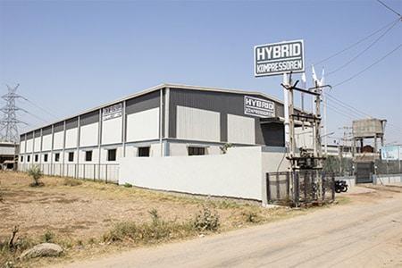 Air Compressor - Air Compressor Manufacturer in Gujarat, India