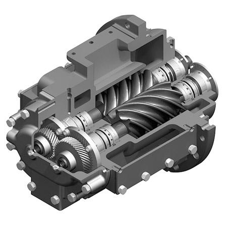 rotary screw air compressor - rotary screw air compressor Manufacturer in ahmedabad, Gujarat, Inida